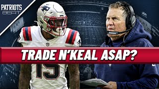 Should Patriots TRADE N'Keal Harry Before Training Camp?