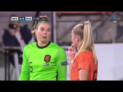 Netherlands - Kosovo    EC Qualifiers    01-12-2020    FIRST HALF