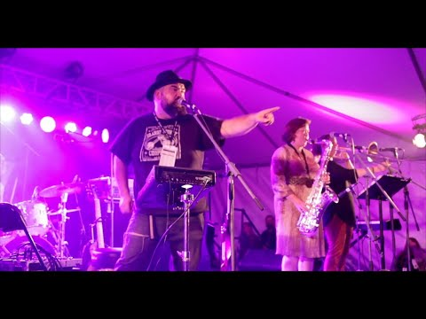 """I Like The Way"" - Stephen Lewis & The Big Band of Fun - Harvest Jazz & Blues Festival 2019"