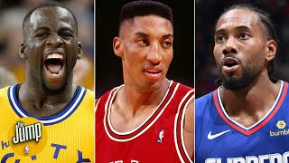 Which modern player is most like Scottie Pippen? | The Jump