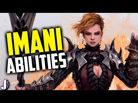 Imani New Champion Abilities Revealed! Paladins 1.9 Spoilers