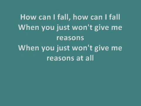 How can I fall - Jed Madela