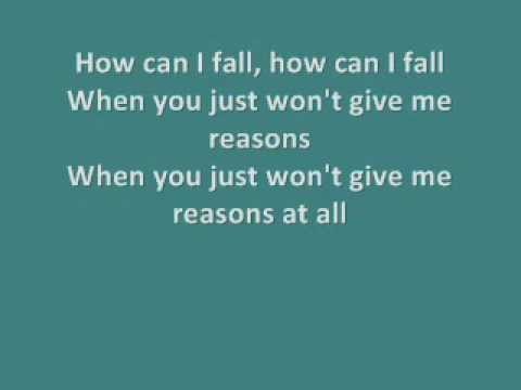 How can I fall - Jed Madela