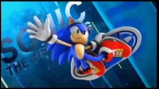 Sonic Free Riders Intro (Crush 40 version)