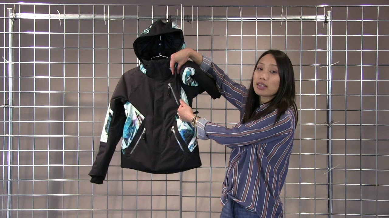 Obermeyer Girls Rayla Jacket 2018-2019 - YouTube cabf1ae02