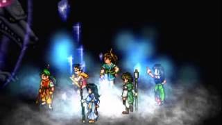 Suikoden 2 Boss Battle: Beast Rune (One Turn KO)