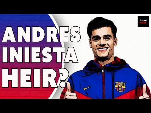 Coutinho at Barcelona   Player Focus