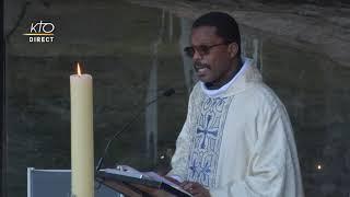 Messe de 10h à Lourdes du 8 avril 2021