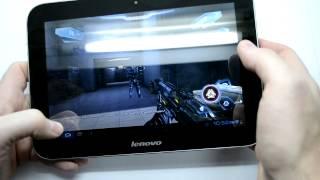 Lenovo IdeaTab A2109 видео обзор планшета(Обзор планшета 9