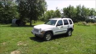 2005 Jeep Liberty Trail Edition SUV for sale   sold at auction August 6, 2014   YouTube 2