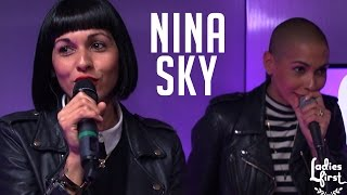 Nina Sky Talks Cipha Sounds Discovering Them, Sisterly Bond, & Performs On Ladies First