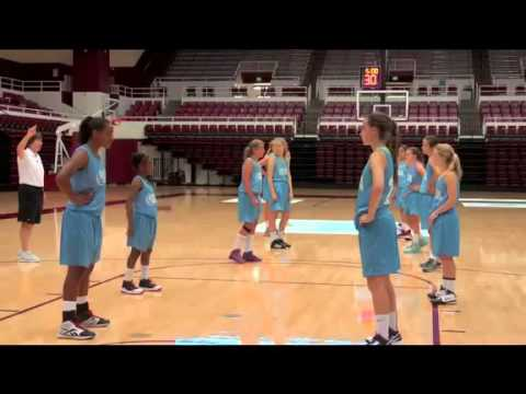 Defensive Drills for Youth Basketball   Boxing Out by Tara VanDerveer