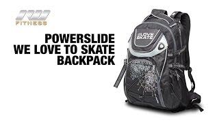 Powerslide WLTS Inline Skate Backpack Review