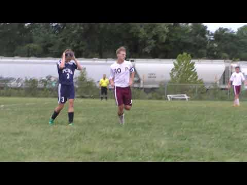 Roane County High School Soccer vs. Parkersburg Catholic High School 9-10-18