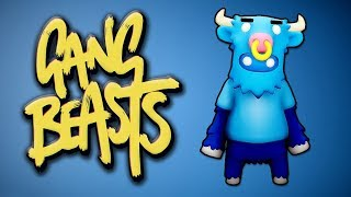 GANG BEASTS - Hilarious Dolphin Diving!