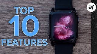 Top 10 Features of Apple Watch Series 4!