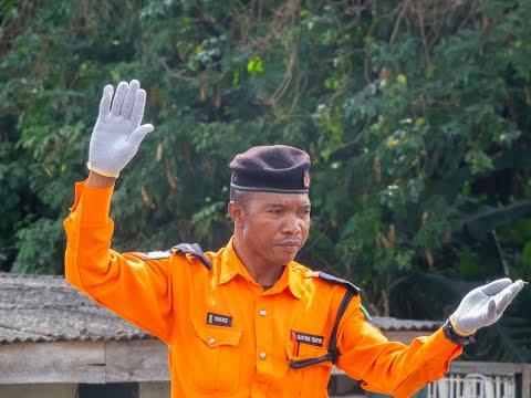 Ibadan Heroes: Meeting Traffic Warden Oloyede Temitope
