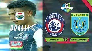 Arema FC 1 - 0 Persela Lamongan