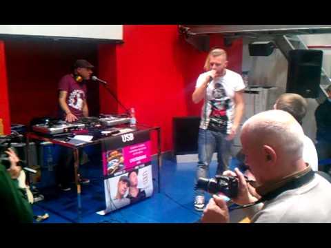 Dj Jad _ USB L'Astronave _ Tempo Imperfetto (live amatoriale)