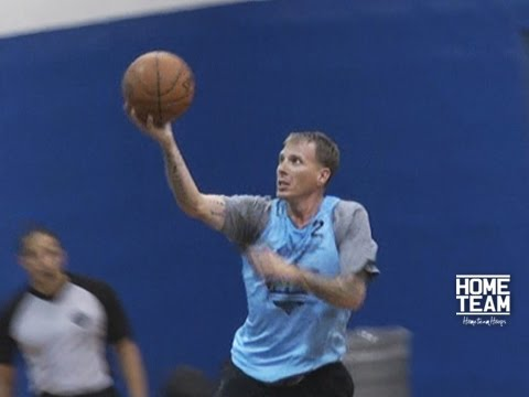 "39 Year Old Jason Williams ""White Chocolate"" Pro Am Game Highlights (Raw)"