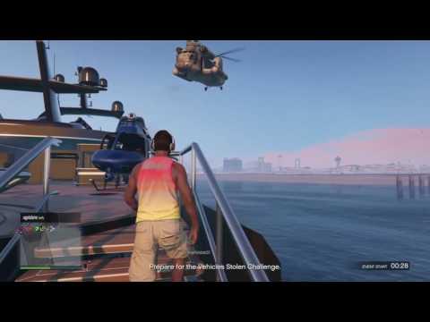 GTA V Shenanigans Episode 7: Yacht, Yacht, Yacht, Yacht