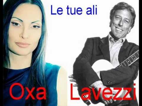 Anna Oxa E Mario Lavezzi - Le Tue Ali