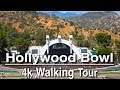 Walking Tour Hollywood Bowl | 4k Mobile 2 | Ambient Music