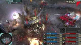 ▶ Warhammer 40,000: Dawn of War 2 — Retribution - Online Gameplay #2 [RU]