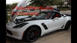 7 Rules When Buying A C7 Corvette