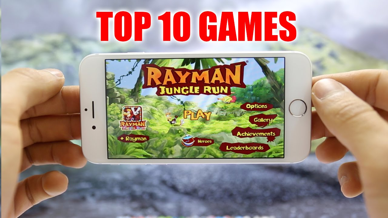 best free ipad games 2015