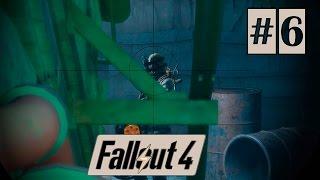 Прохождение Fallout 4 1080p60 6 - Перестрелка на спутниковой станции