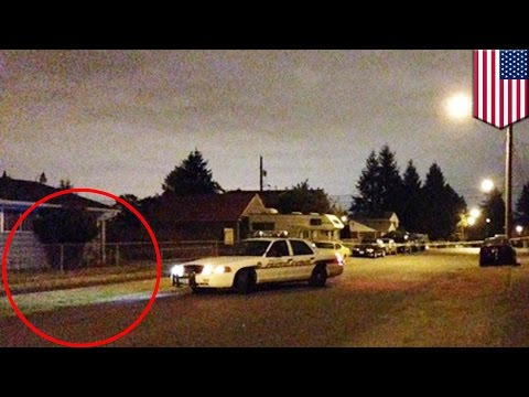 Tacoma police shoot man in front of own home following noise complaint by neighbor - TomoNews
