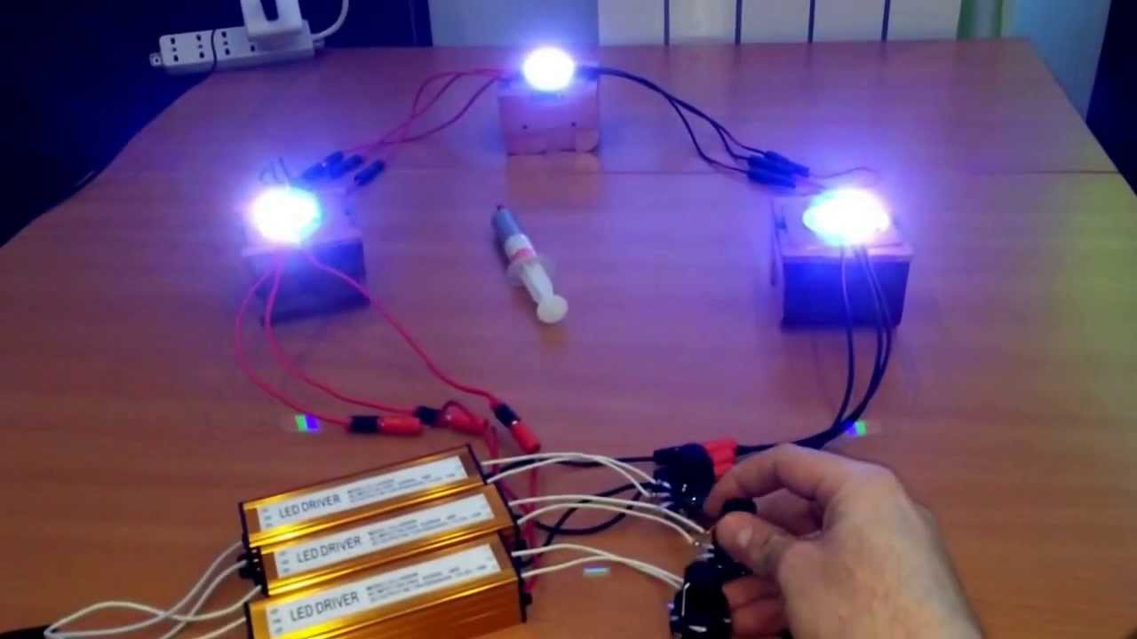 Wiring 100 Watt Led Rgb Custom Diagram Adafruit Neopixel Digital Strip White 60 Id 100w 3 In Serie Alimentati Con Driver Dimmer Youtube Rh Com Schematic Circuit