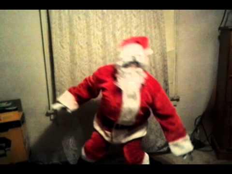 The coleman harris gibson leonard hip hop santa