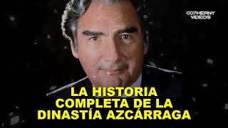 LAS 7 MUJERES DE EMILIO AZCARRAGA  MILMO  Y SUS TRAGEDIAS  CON SUS HIJAS  FUE AMANTE DE SILVIA PINAL