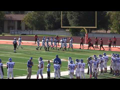 Beaumont Cougars vs San Jacinto Tigers (Freshman)