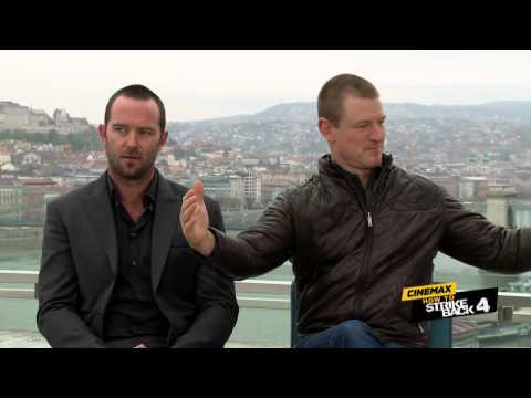 Strike Back Season 4: How To Piss Off An MMA Fighter Episode 1 Cinemax