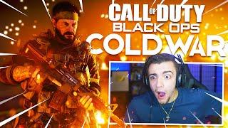 BLACK OPS COLD WAR LIVE GAMEPLAY REVEAL! Black Ops Cold War Event Solved (Warzone Event)