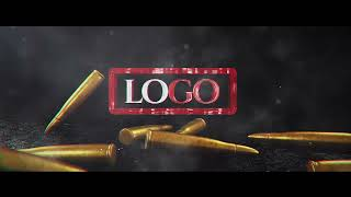 Bullet Intro Template AE