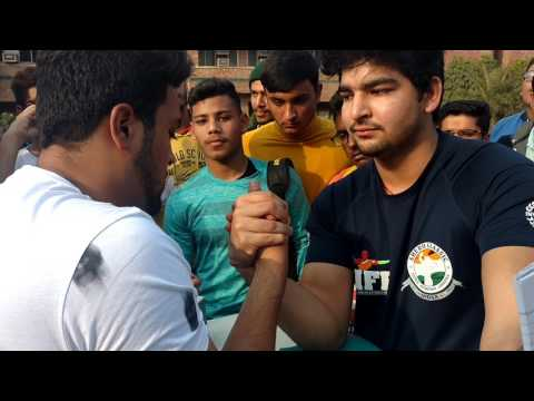 Nsit Armwrestling winter sports