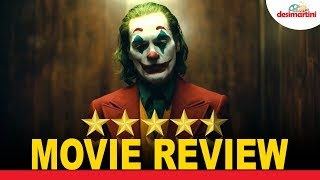 JOKER Movie Review | Joker Is An Ode To The Chaos Of This Ghastly World We Live In | Joaquin Phoenix