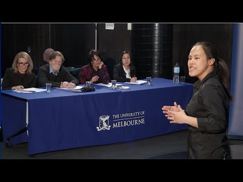 Three Minute Thesis Competition (3MT®) Grand Final