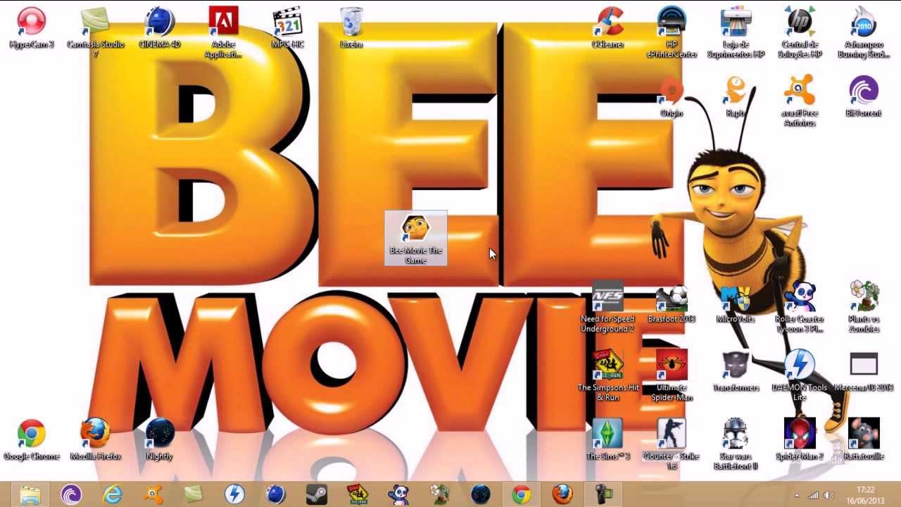 Tutorial Como Baixar E Instalar Bee Movie The Game Pc Youtube
