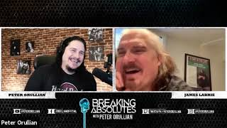 Breaking Absolutes Ep. 4 - James LaBrie (Dream Theater)