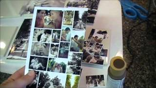How to Make Photo Tile Coasters ...30 Days of Pinterest!! Thumbnail