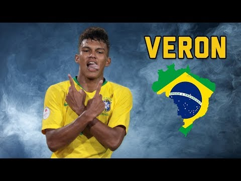 Gabriel Veron ● The Future Of Brazil ● Skills & Goals 🇧🇷