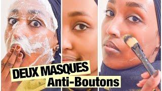 2 MASQUES NATURELS | Contre les rides & l'acné