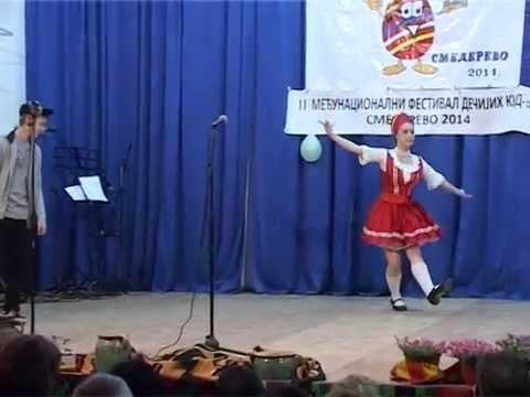 Kalinka Malinka-Ruska Igra (Alisa Oravec i Martin Marek) streaming vf