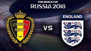 FIFA World Cup 2018 - Belgium vs England - 14/07/2018