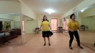 You are my sunshine - Choreography by Marchy Susilani (INA)- Sept 2019